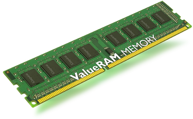 Kingston ValueRAM 2GB DDR3 RAM Memory