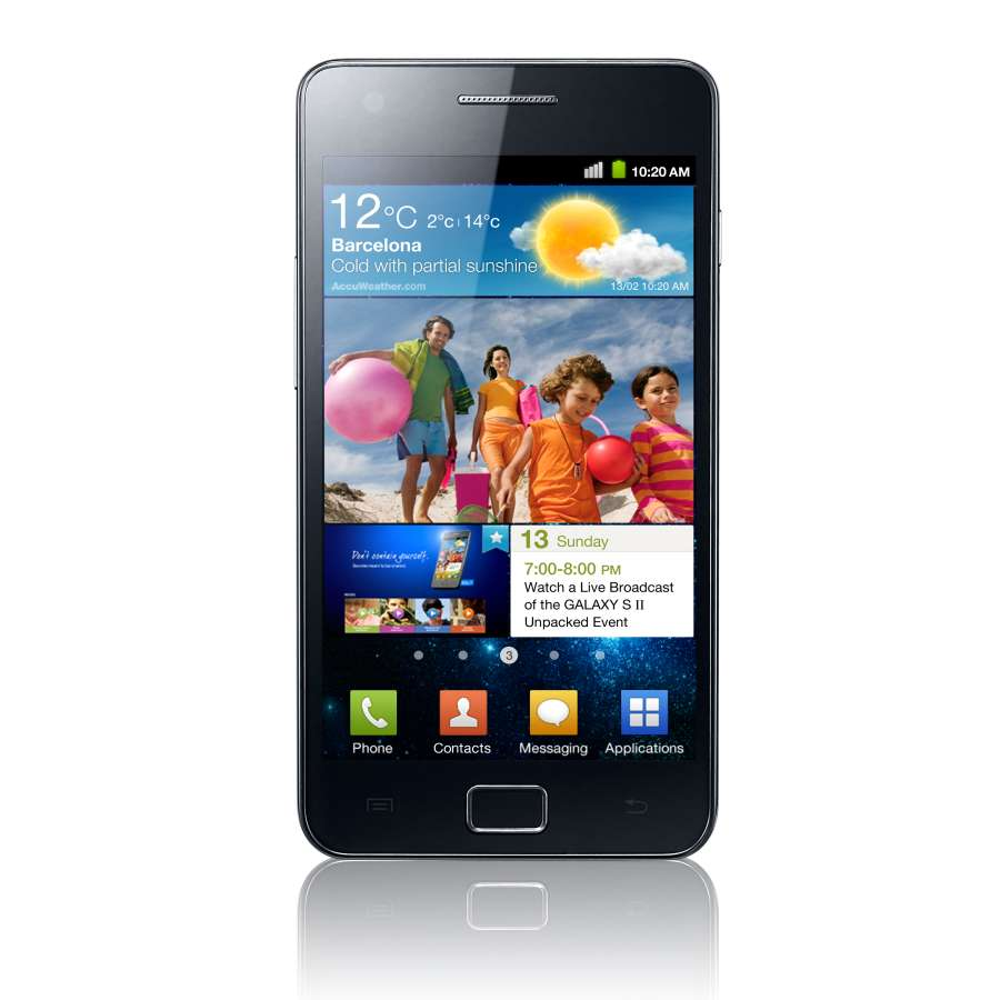 Samsung Galaxy S II 16GB SIM Free Unlocked Mobile Phone