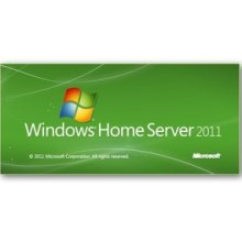 Windows Home Server 2011 64 Bit English 1 PK CD/DVD Operating System