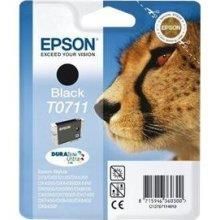 Epson DURABrite Ultra Cheetah T0711 Black Ink Cartridge D92 and many more models