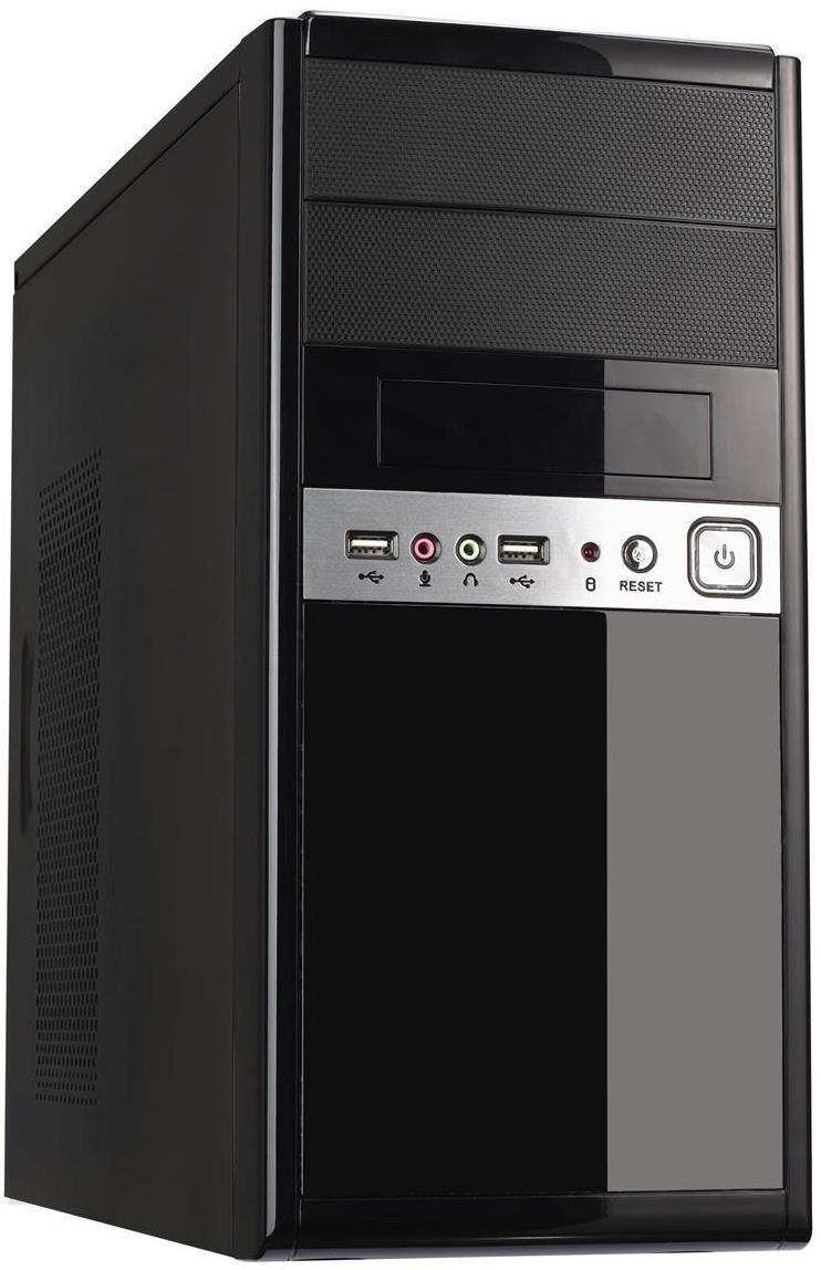 Cit 1016 Gloss Blac kAnd Silver Case