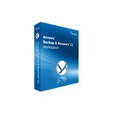 Acronis Backup And Recovery 11 Workstation Backup Image Software