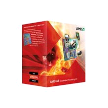 Amd Llano A8-3850 Apu 2.9Ghz CPU Processor With Amd Radeon Hd 6550D Graphic Card