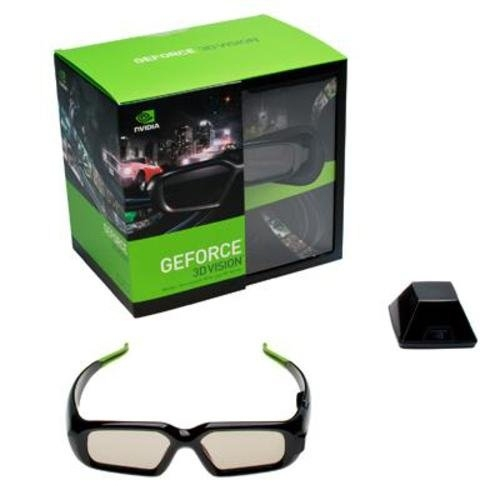 NVIDIA GeForce 3D Vision Kit 3D glasses