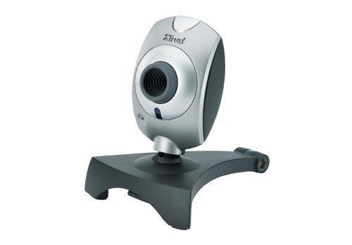 Trust Primo Webcam - 2 Megapixel - USB 2.0 with built in audio microphone