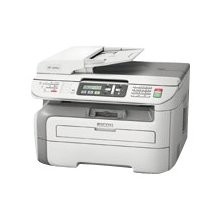 Ricoh Sp1200S 22Ppm A4 Mono Laser Printer Scanner Copier