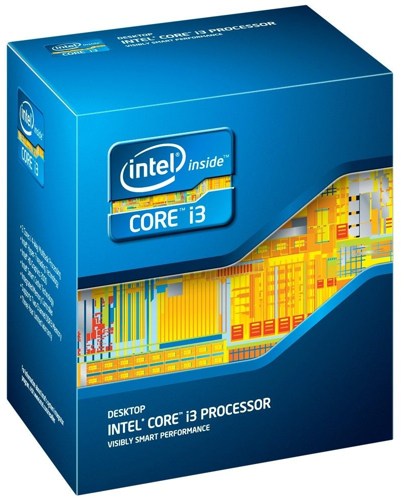 Intel Core i3-2125 Dual Core Socket LGA1155 Processor