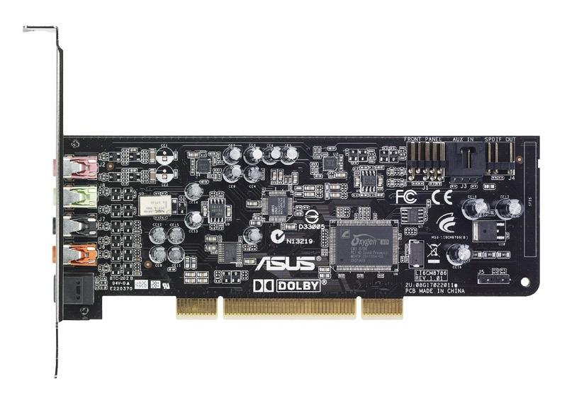 ASUS Xonar DG Sound Card