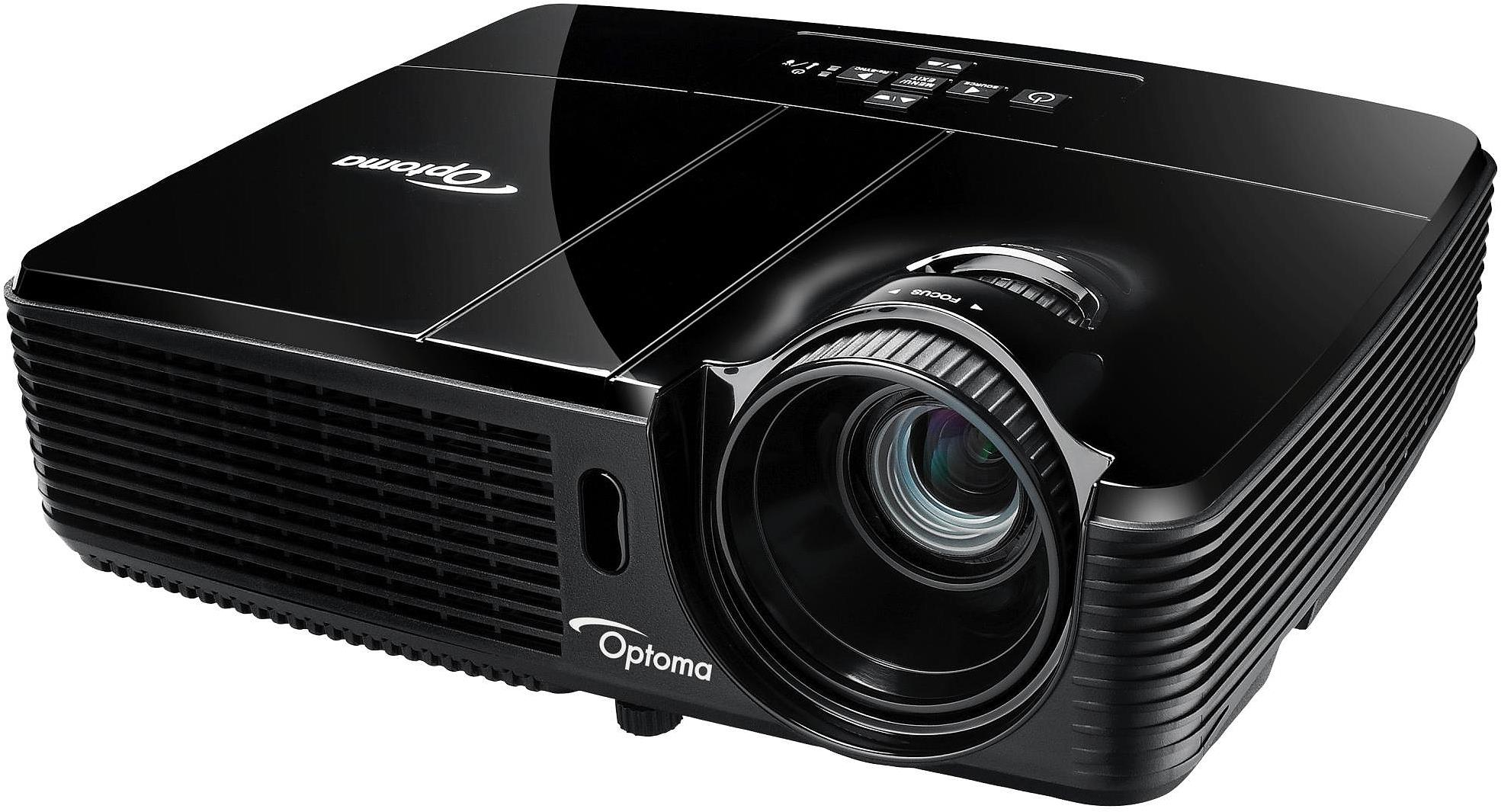 Optoma DS329 3D Ready DLP HDMI Projector
