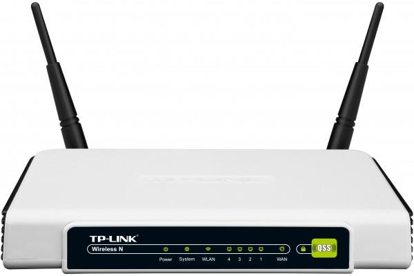 OPEN BOX - Open Box - TP-Link Wireless N 300 Mbs ADSL Router
