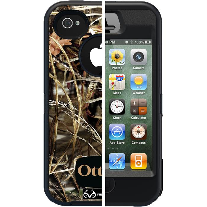 Otterbox IPHONE 4 / 4S DEFENDER SERIES WITH REALTREE® CAMO