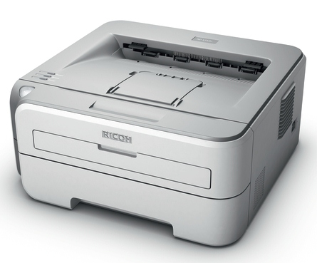 Ricoh Sp1210N 22Ppm A4 Mono Laser Network Networkable Printer