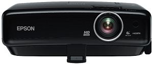 Epson 720P MG-850HD HD Ready Projector Apple Ipod Ipad Dock HDMI Projector