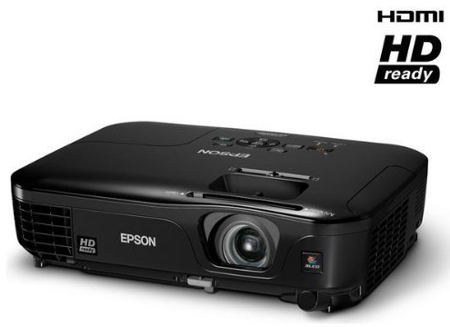 Epson EH-TW480 Projector 720P HD Ready Home Entertainment Projector