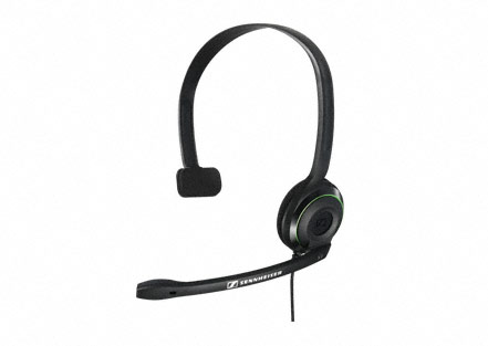 Sennheiser X2 Over the Head Monaural Xbox 360 Gaming Headset