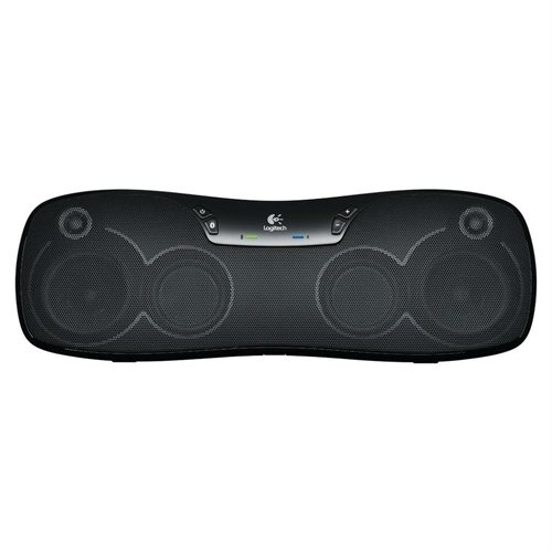 Logitech Wireless Boombox Z715 (Black)