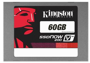 60Gb Kingston V+200 SSD Solid State Hard Drive V+200 Series