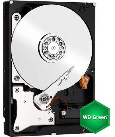 "Western Digital Caviar Green 500GB 3.5"" Desktop SATA Hard Drive"