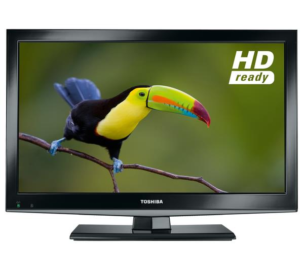 Toshiba 19DL502B 19 Inch LED TV/DVD Combi