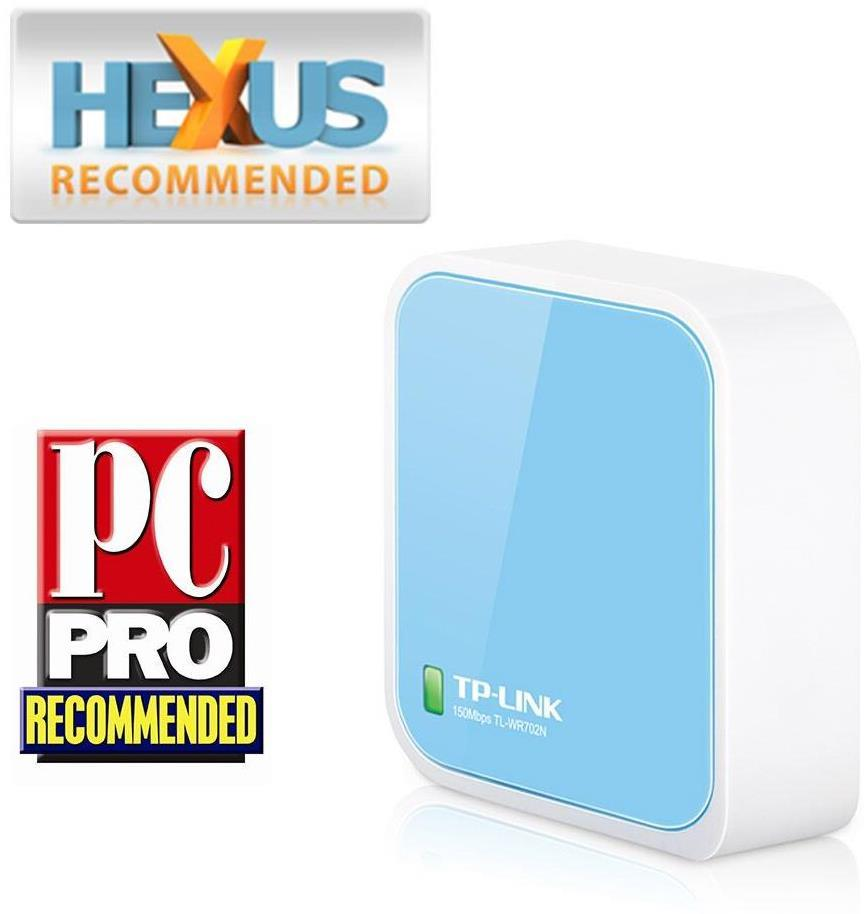 TP-Link TL-WR702N Wireless N Nano Router