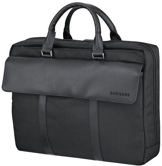 "Samsung Black Laptop Carry Case Suitable For Notebooks Up To 15.6"" RRP £34.00"