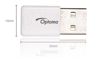 Optoma Mini WiFi Dongle WU5205