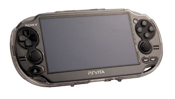 Mad Catz PS Vita ArmorShell Case (Clear)