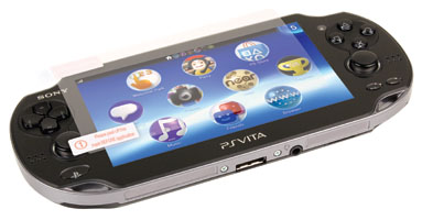 Mad Catz PS Vita Anti Glare Screen Protector
