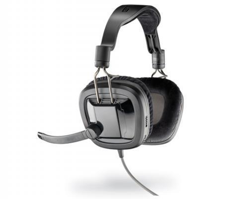 Plantronics GameCom GC380 Wired Stereo Headset