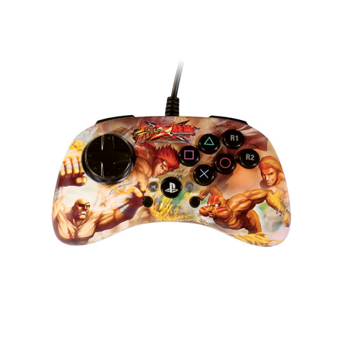 Street Fighter X Tekken - FightPad™ S.D. - Poison for PlayStation®3