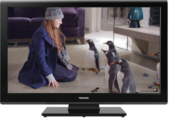 Toshiba 23DL933B 23 Inch LED TV/DVD Combi