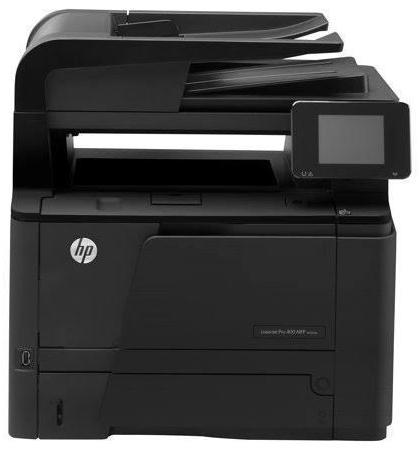 HP LaserJet Pro M425DW Laser Mono Multifunction Printer
