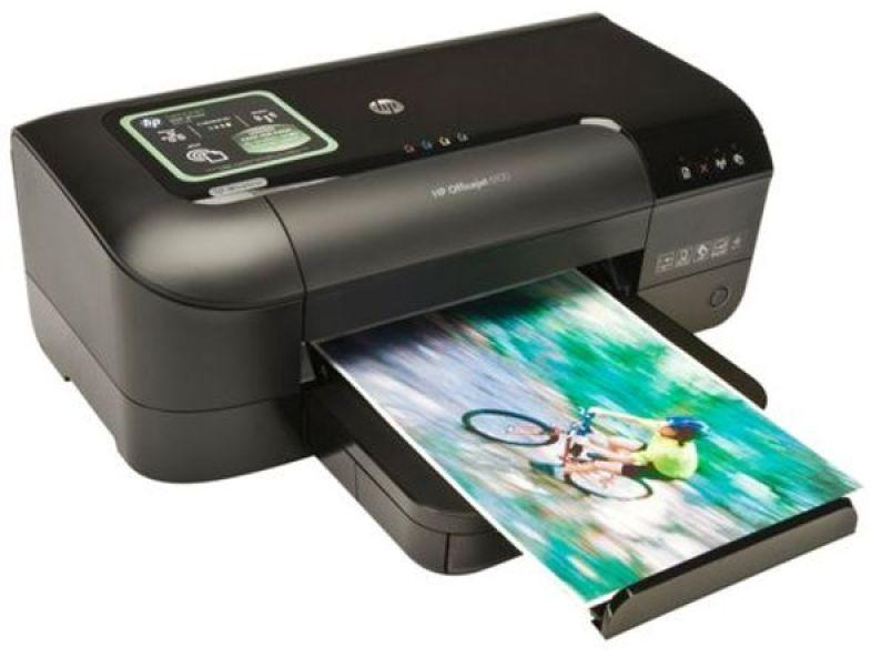 HP Officejet 6100 Wireless Colour Inkjet Printer