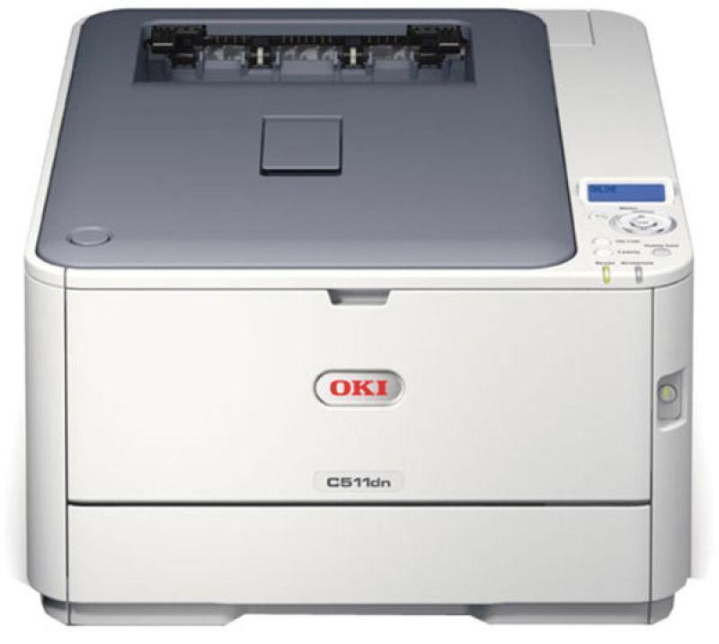 Oki C301DN Color Laser A4 USB Printer