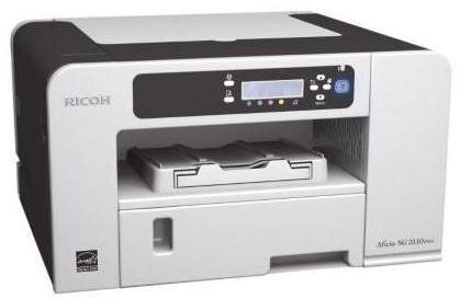 Ricoh SG 2100N A4 Colour GelJet Printer