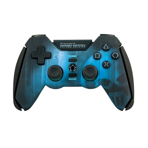 Mad Catz Ghost Recon: Future Soldier Pro 2.4Ghz Wireless Gamepad (Playstation 3 / PS3)