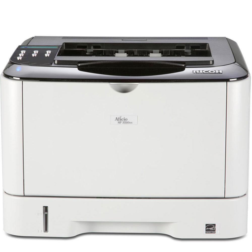 Ricoh SP3510DN A4 Mono Laser Printer