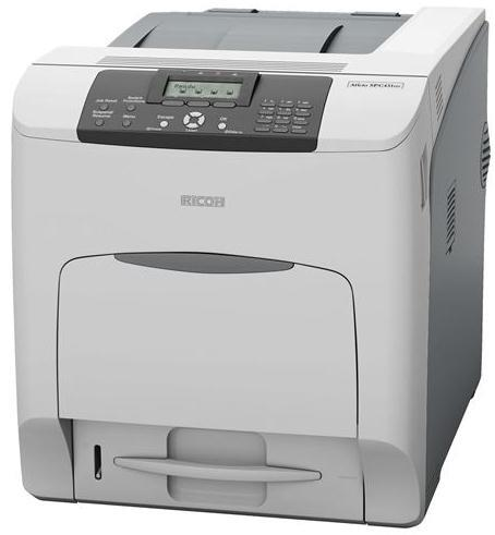 Ricoh Spc430Dn A4 Colour Laser Network Duplex Printer