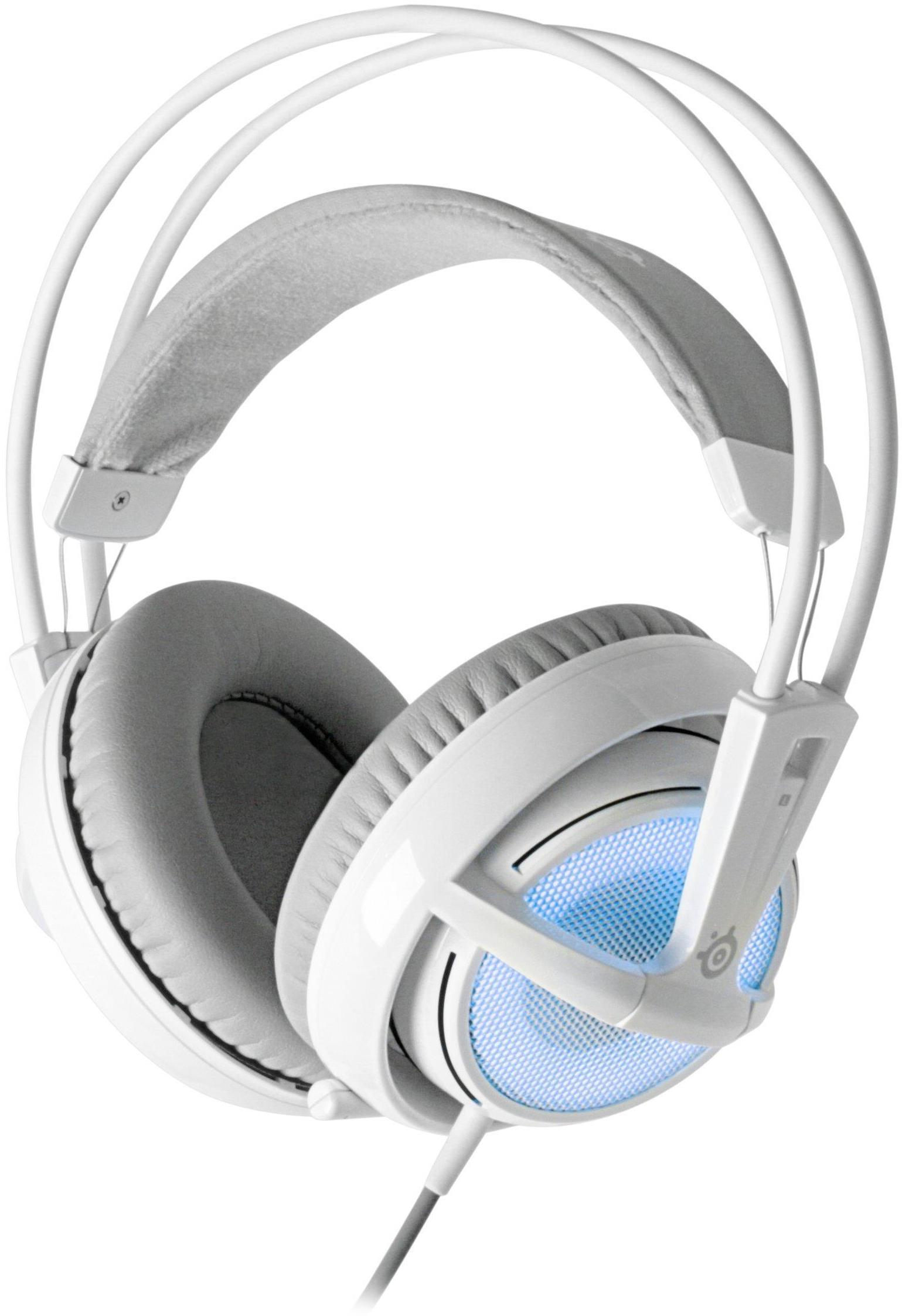 Steelseries Siberia V2 Frost Blue Edition USB Headset for PC & Mac
