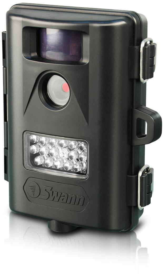 Swann Outback Cam 5 Megapixel Portable Video Camera And Recorder