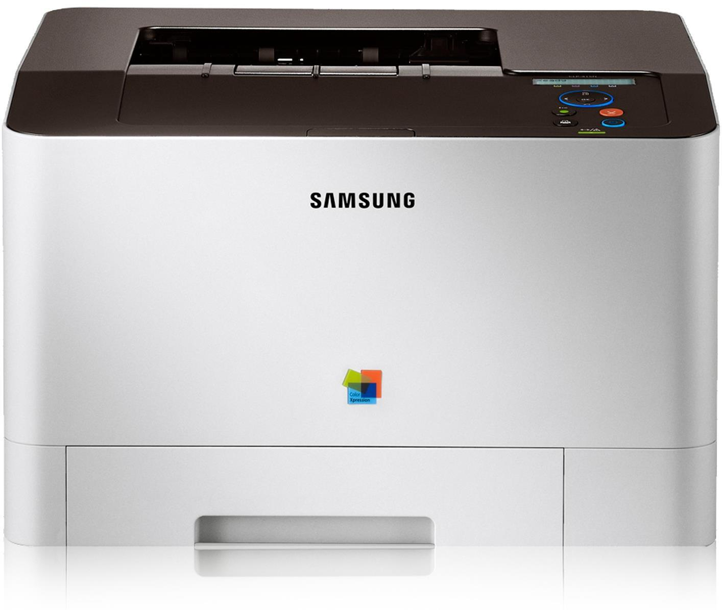 Samsung CLP-415N Color Laser A4 USB Printer