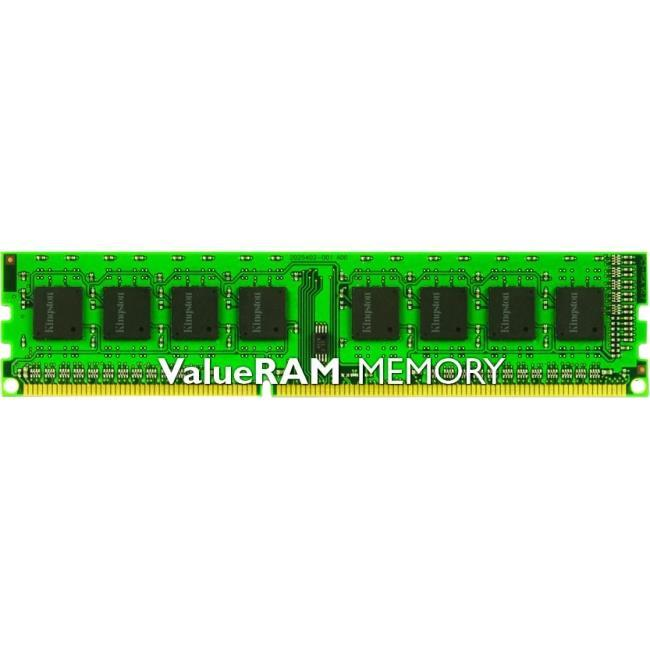 Kingston ValueRAM 1x  4GB Desktop DDR3 1333Mhz Memory RAM Module