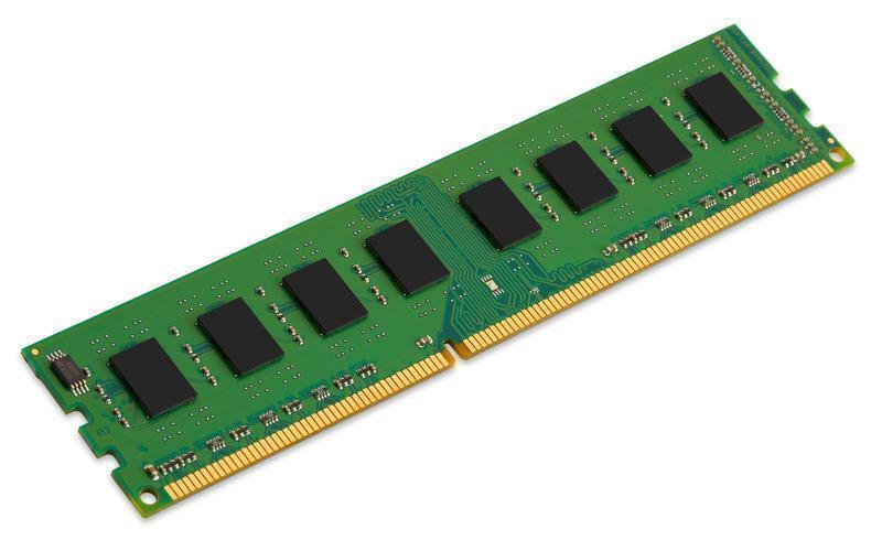 Kingston ValueRAM 1x 4GB Desktop DDR3 1600Mhz Memory RAM Module