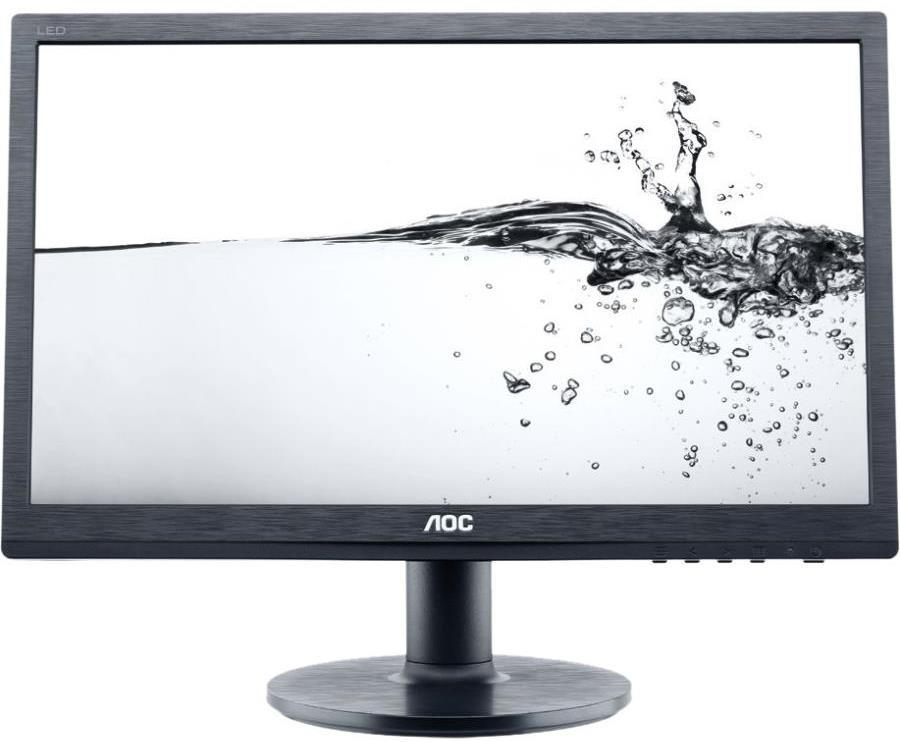 "Aoc E2260Swda 21.5"" LED 1680X1050 VGA DVI Height Adjust Pivot Speakers"