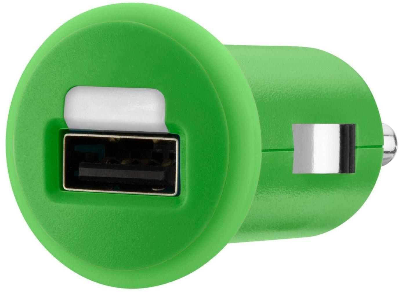 Belkin Auto Adapter for iPad iPhone iPod USB Device in Green