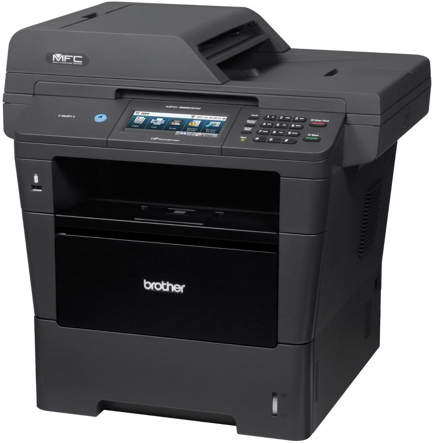 Brother MFC-8950Dw Mono Multifunction Laser Printer