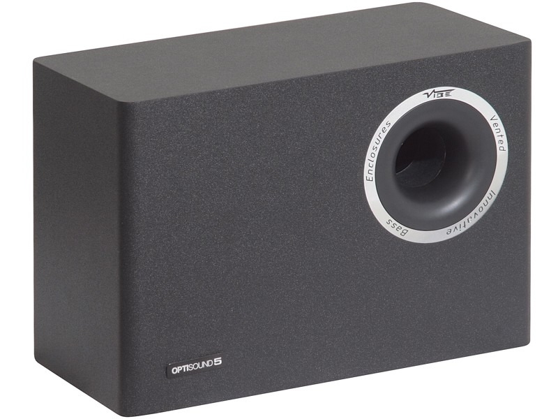 Vibe Optisound Game 5 (80W) Gaming Subwoofer