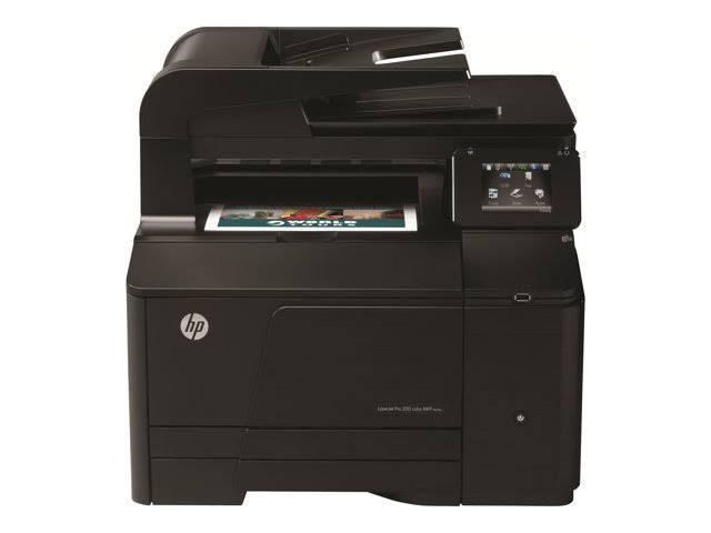 HP Laserjet Pro 200 Color M276n A4 Colour Multifunction Laser Printer