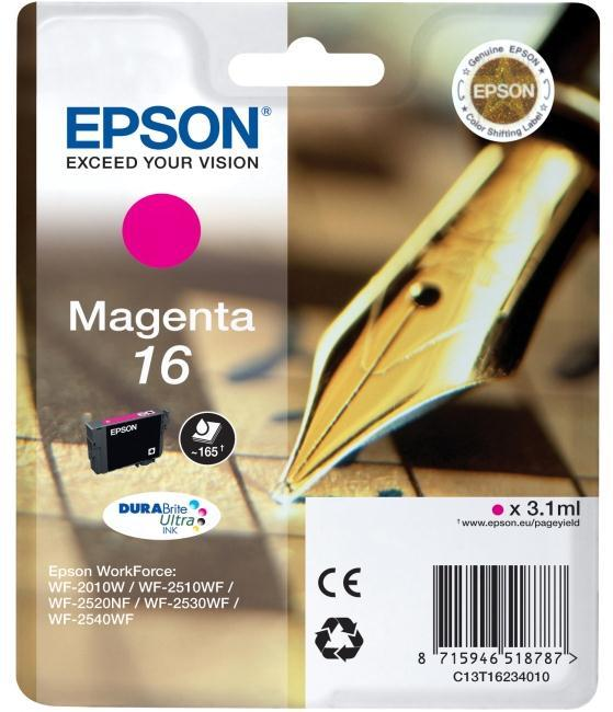 Epson DURABrite 16 Ink Cartridge - Magenta
