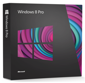 Windows 8 Pro Upgrade 3UR-00006 from Any XP Vista Windows 7 to 8 Pro Operating System Package with DVD Media